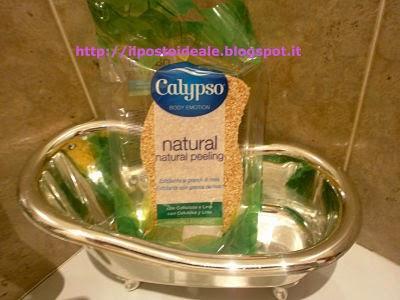 Calypso by Spontex: spugne da bagno Natural - Paperblog