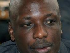 Freetown (Sierra Leone) /L'Ebola risparmiato dottor Sheik Umar Khan