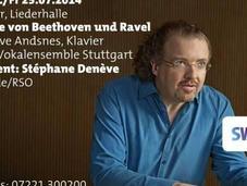 Stéphane Denève, Leif Andsnes Stuttgart