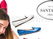 Santa Clara Milano scarpe, collezione estate 2014