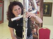 Luisa Sello eseguito musiche Rossini Alfredo Casella alla Beijing Concert Hall Pechino luglio 2014.