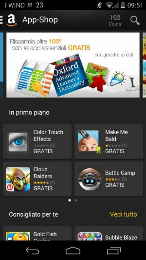 wpid screenshot 2014 07 31 09 51 06 300x533 Amazon App Shop regala 100 euro di applicazioni oggi e domani applicazioni  App Shop amazon app shop
