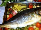 classici: Pesce intero, Ricciòla forno patate, pomodorini cipolla scalogno