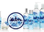 Body Shop, nuova fragranza Fijian Water Lotus