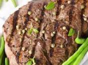 classici: Bistecca sulla fiamma, Steaks poivre, bistecche pepe