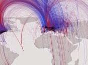 lungo viaggio della cultura: 2.600 anni migrazioni culturali un'animazione