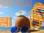 Estate relax: arredi plexiglass scontati tutto Agosto