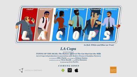 LA Cops - Il trailer dell'accesso anticipato