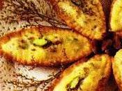 Pasta frolla: Barchette crema pistacchio fragole