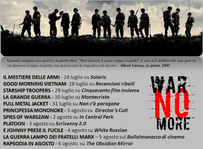 War no more - E Johnny prese il fucile