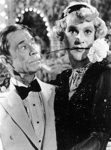 Joe E. Brown e Jack Lemmon (mymovies)