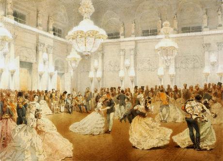 E maria antonietta port a versailles anche il valzer for Planimetrie del palazzo con sala da ballo