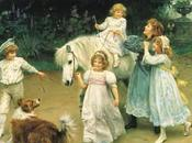 Arthur John Elsley, blessed childhood