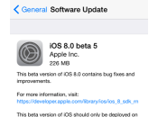 Beta rilasciato Developers