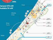 L'emergenza utilities Gaza