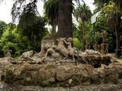 fontana faunetti Villa Sciarra