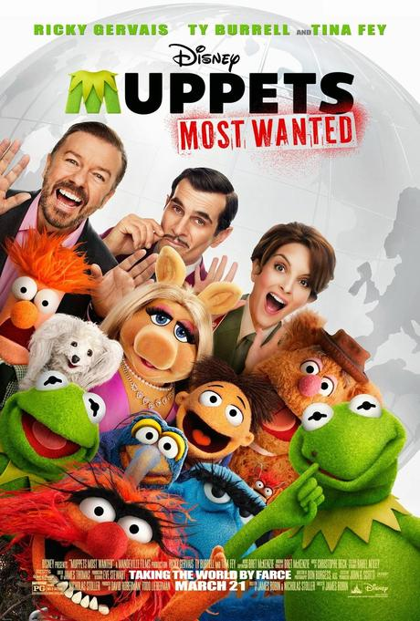 Muppets Most Wanted - La Recensione
