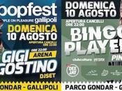 10/8 Gigi D'agostino Bingo Players Fest Gallipoli (Le) Parco Gondar