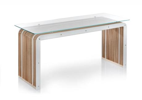 More Desk by Giorgio Caporaso