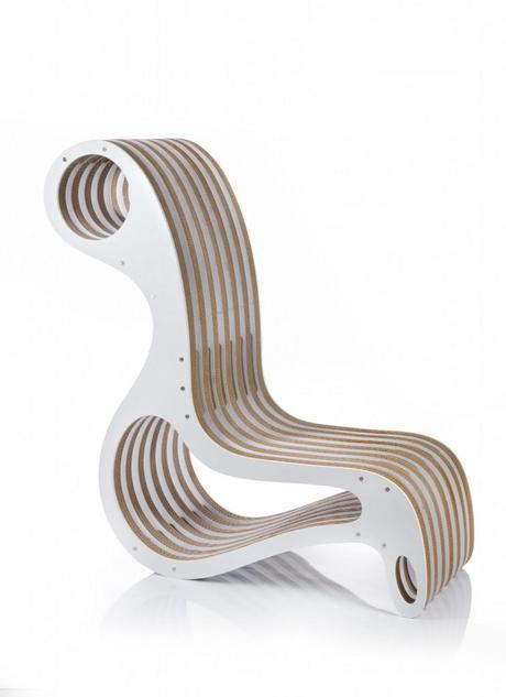 x2 Chair by Giorgio Caporaso