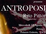 ANTROPOSIMBOLO Rito Pittorico Percorso Serie agosto Taranto