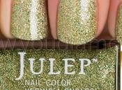 Julep Breathable nail color onore Claudia Schiffer