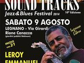 SOUND TRACKS Jazz&blues Festival 2014