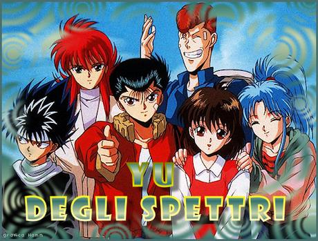Iniziamo a parlare di yu degli spettri in giapponese chiamato yu yu