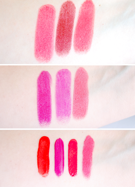 Talking about: Summer Bright lips