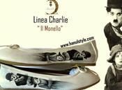 SCARPE DIPINTE MANO, ballerine Charlie Chaplin...