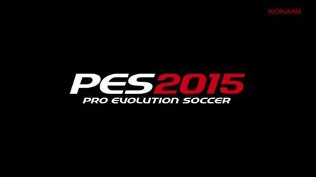 Pro Evolution Soccer 2015 - Primo trailer ufficiale