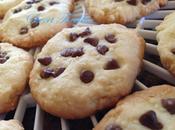 Cookie cioccolato......biscotti croccanti gocce cioccolato!