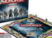 Avvistato Assassin's Creed Monopoly, sarà esclusiva europea arrivo ottobre