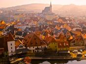 Piccole storiche città europee visitare