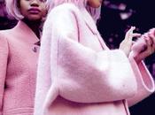 Pink black! Tutti Rosa dalla testa piedi