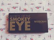 Secrets Smokey Eyes Eyeshadow Palette, Deborah