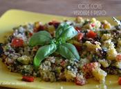 Cous cous verdure pesto