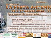"""Lagonegro: sabato domenica agosto edizione Festa dell'Emigrante"""""""