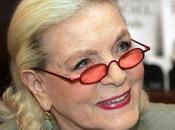 Arte ricorda Lauren Bacall moglie Humphrey Bogart