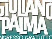 Giuliano Palma concerto gratuito all'Arenile Reload