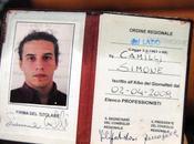 Simone Camilli, reporter italiano morto guerra senza nome