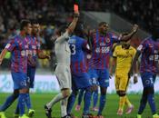 Caen-Lille 0-1: Origi perdona