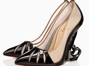 scarpa malefica firmata Christian Louboutin Angelina Jolie