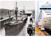 agosto Canale Panama compie cento anni