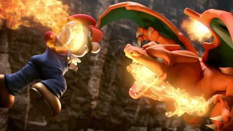 Super Smash Bros. - Il trailer di Charizard e Greninja