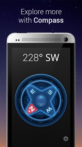 BUSSOLA   ecco le migliori applicazioni per Android