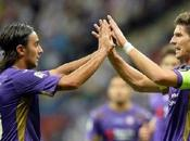 bella Fiorentina batte Real Madrid Ancelotti