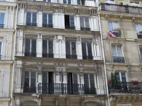 Parigi la casa fantasma di rue la fayette paperblog for Piccoli piani di casa con un sacco di finestre