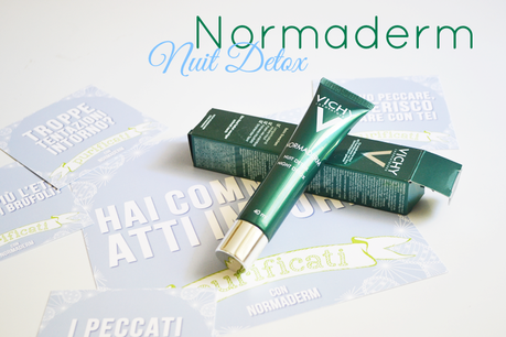 Vichy, Normaderm Nuit Detox - Review