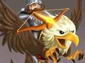 Gryphon Knight Epic Anteprima